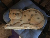 Cat Stepping Stone