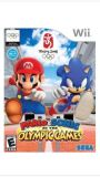 Wii Mario and Sonic: Olympic Games I meet Snow and Airport Winn Dixie or Newman and Airport Dollar General