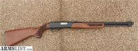 For Sale: Winchester 275 pump action .22 Magnum rifle