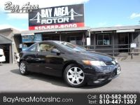 2006 Honda Civic LX coupe