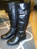 Wear Ever Women's Roe Black Riding Boots - Size 7