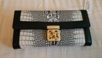 Charming Charlies purse with gold chain