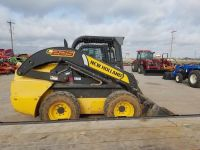 2012 NEW HOLLAND CONSTRUCTION L225 SKID STEERS