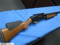For Sale: Mossberg 500 20 ga. ~w/ cantilever Rifled Barrel & Smooth Bore ~
