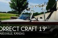 1996 Correct Craft Ski Nautique 196 Signature Edition