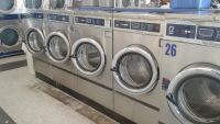 For Sale Dexter Triple Load T400 Front Load Washer 220 3PH Stainless Steel Used