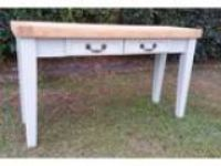 French country hall table farmhouse sideboard drawers