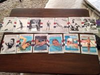 Olympic Water Sport Cards