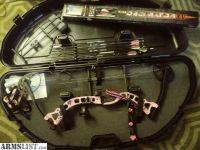 For Sale: Diamond compound bow