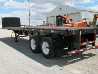 $18,900, 1999 Liberty 36#39; x 102 Flatbed Moffett Trailer