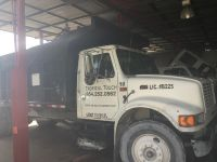 1999 International 4700 Dump Box Truck