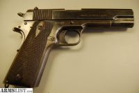 For Sale: USED - Colt 1911, WWI Vintage, 45ACP, 4 Mags ICN7483