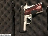 For Sale/Trade: Kimber Ultra Crimson Carry ll