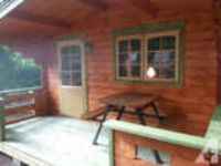$76 Cabin Rental-brand new-sleeps up to 4-Pocono's