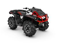 2017 Can-Am Outlander X mr 850 Utility ATVs Jesup, GA