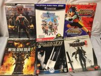 lot of 9 new strategy guides and 4 cheatcode books xbox,playstation,nintendo