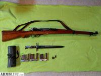 For Sale: SWISS K-31 RIFLE 7.5x55