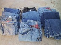 mens jeans various sizes