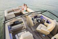 2017 Crest Crest Continental 270 CFG Pontoons Boats Ponderay, ID
