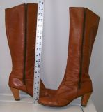 Vintage Colo Tall Leather Boots