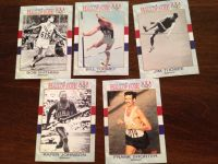 Olympic Decathlon/Marathon Cards