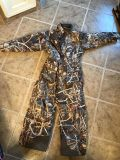 Youth waterproof coveralls