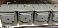 For Sale: Green Ammo can