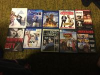 DVDs & PS4 games