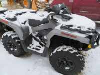 2016 Can-Am Outlander XT 650 Utility ATVs Dickinson, ND