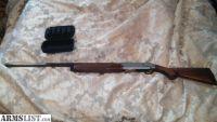 For Sale: Browning silver hunter 12 gauge