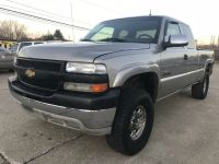 2001 Chevrolet Silverado 2500HD DIESEL 6.6 DURAMAX 4X4 NEW TIRES CLEAN