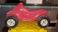 little tikes red 4 wheeler ride on