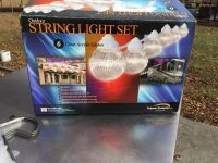 STRING LIGHT SET - GREAT FOR CAMPERS