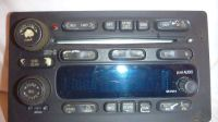 Purchase 03-05 Chevy Avalanche Silverado AM FM Radio 6 Disc Cd Face Plate 10357886 motorcycle in Williamson, Georgia, United States