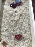 Woven Heart Necklace