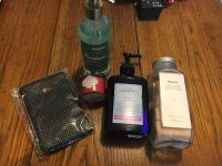Some used soaps etc sold together