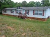 Morganton Three BR Two BA Great manufactured home sits on acre