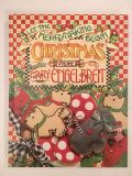 Mary Engelbreit Christmas Let the Merrymaking Begin Hardcover Like New!