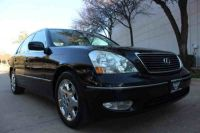 2001 Lexus LS 430 Luxury Pkg Navigation