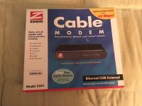 ***** Zoom 5241 Ethernet USB External Cable Modem 42 Mbps Docsis 2.0 *****