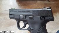 For Sale/Trade: Performance Center Shield 9mm