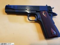 For Sale/Trade: Colt 1911 Mark IV Series 70