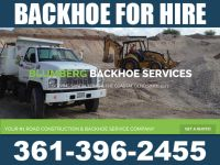 Backhoe, Demo & Hauling Services of South TX