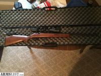 For Sale/Trade: Marlin 882 22 Mag