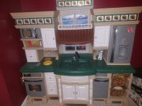 "Kitchen set . Step 2 ""Deluxe "" with accessories"