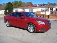 2013 Chevrolet Malibu Eco 4dr Sedan w/1SA