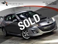 2012 Mazda Mazda3 5dr Hatchback Manual Mazdaspeed3 Touring