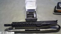 "For Sale: 9mm 16"" AR15 upper PSA"