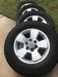 Toyota rims and tires for sale