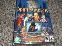 PC GAME PRIME SUSPECTS